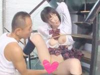 佐川銀次 学校の用務員のオジサンから拘束されながら調教されちゃう女子校生のドキドキ中出しセックス JavyNow女性のための無料H動画