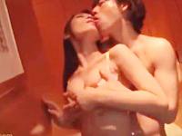 玉木玲/森林原人 高級ホテルの広い部屋でお互いの本能のままに身体を求め合う恋人同士の濃厚エッチ 涼木みらい erovideo女性向け無料AV動画