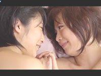 古川いおり/紗倉まな いっぱいキスしながらお互いの性感帯を責め合う美女たちの密着レズエッチ 裏アゲサゲ女性専用無料アダルト動画