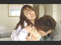 沢井亮 高校の制服のまま年上彼氏に真昼のホテルで気持ちよくされちゃう可愛いJKのイチャイチャH erovideo女性専用安心安全無料エロ動画