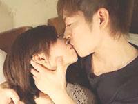志戸哲也 年上彼氏と見つめ合いながらいっぱいキスする美人彼女の濃密イチャイチャエッチ erovideo女性向け無料AV動画