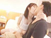 森林原人 マッチョで優しい彼氏と濃密に唇を重ねる巨乳美女のまったりラブラブエッチ erovideo女性専用無料アダルト動画
