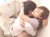 貞松大輔 職場のトイレで同僚の彼と声を押し殺して求め合う痴女な美人OLの大胆セックス 吉沢明歩 erovideo女性専用無料アダルト動画