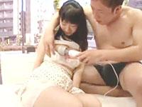 ウルフ田中 外の景色が丸見えのMM号で謝礼に釣られて男優さんとエッチしちゃう可愛い女の子 裏アゲサゲ女性向け無料AV動画